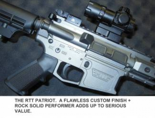 AR-15 Review of RTT Patriot