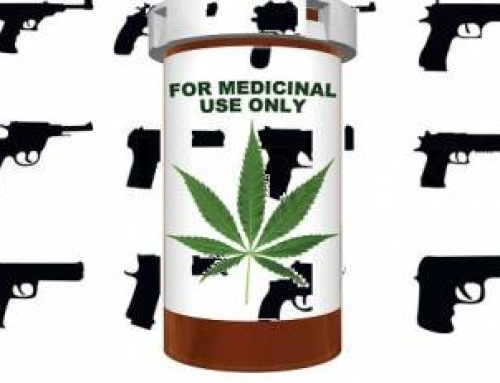 What About Legal Pot and Guns?
